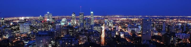 Montreal Nerede ?