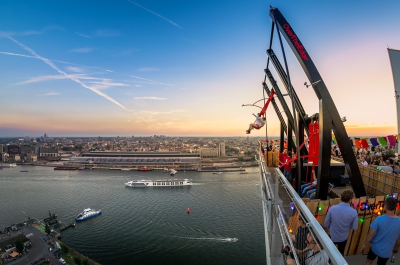 A'dam Lookout - Amsterdam Gezi Rehberi