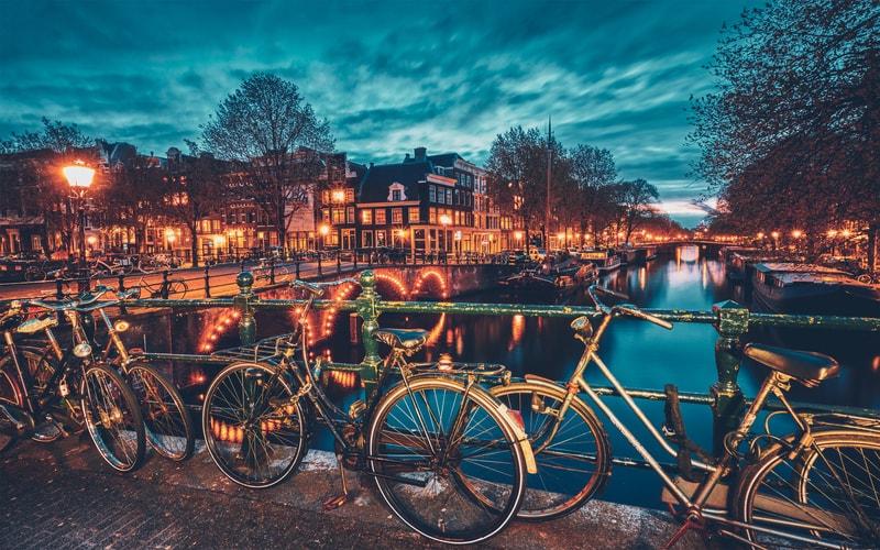 Amsterdam Bisikletleri
