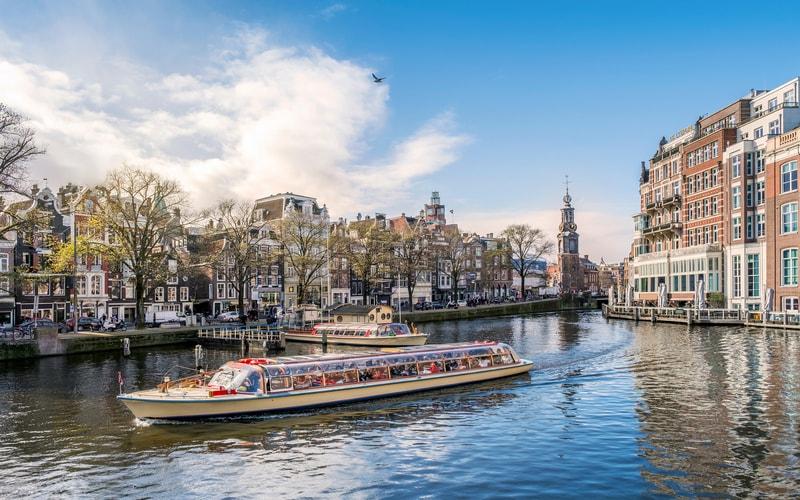 Amsterdam Kanal Turları