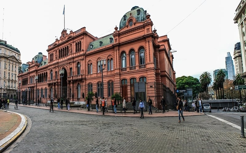 Arjantin Nerede