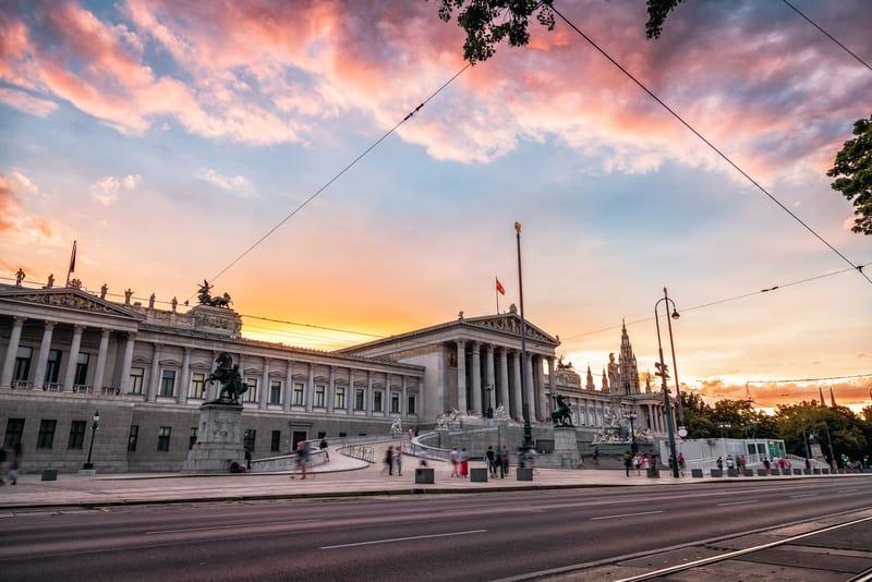 Avusturya Parlemento Binası