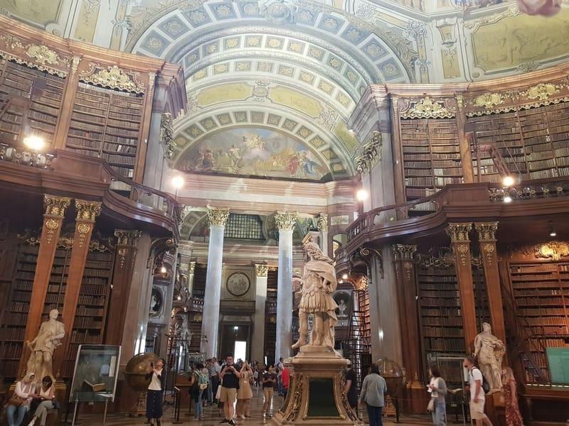 Avusturya Ulusal Kütüphanesi