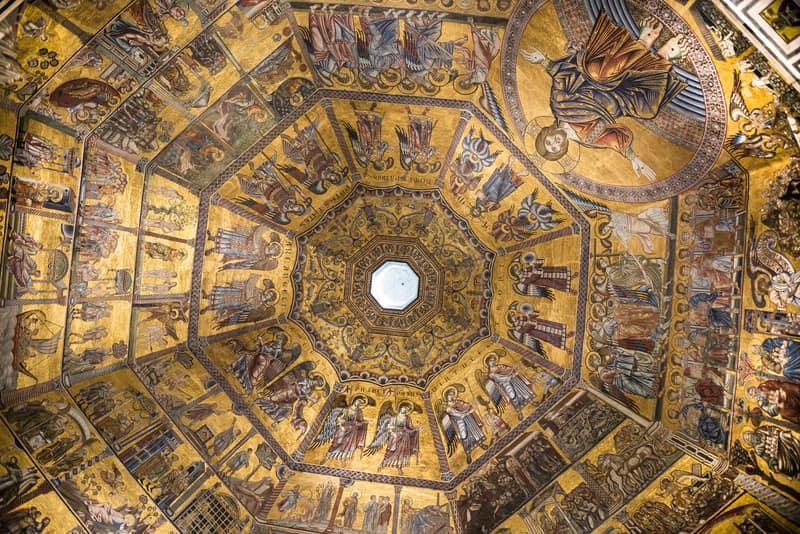 Aziz Giovanni Vaftizhanesi - Floransa'nın Gezilecek Yerleri