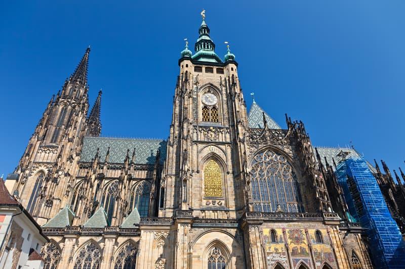 Aziz Vitus Katedrali -
