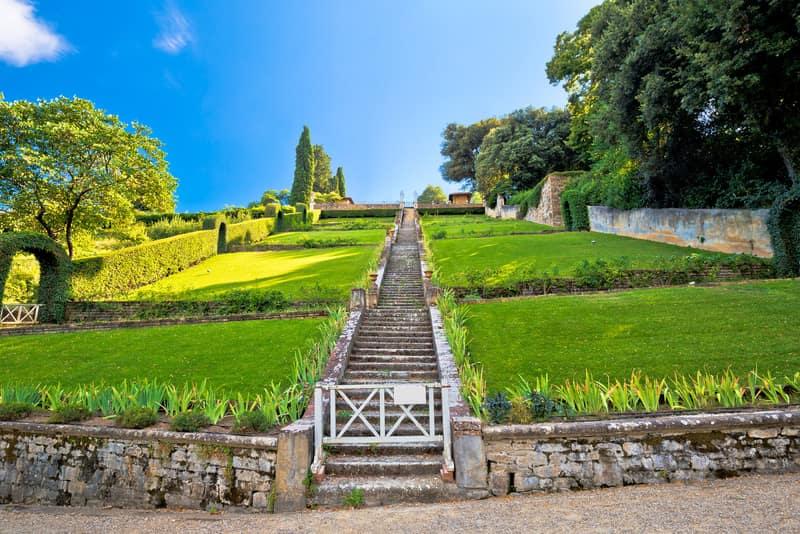 Floransa Bardini Bahçesi