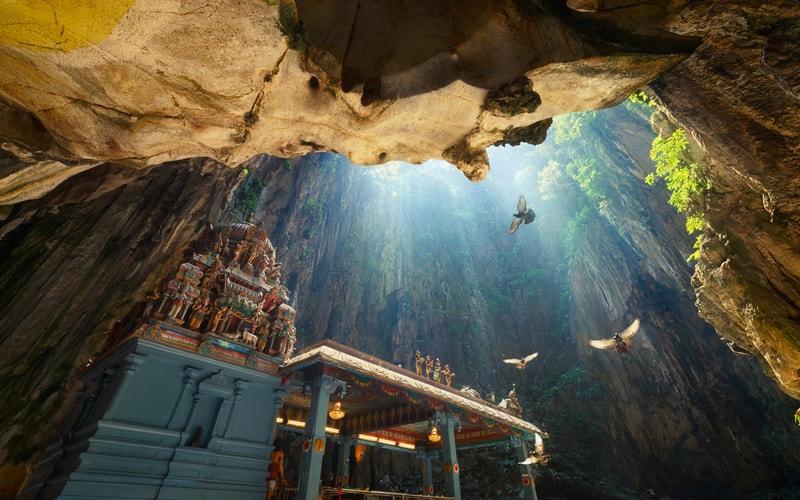 Batu Mağaraları - Kuala Lumpur Gezilecek Yerler Blog