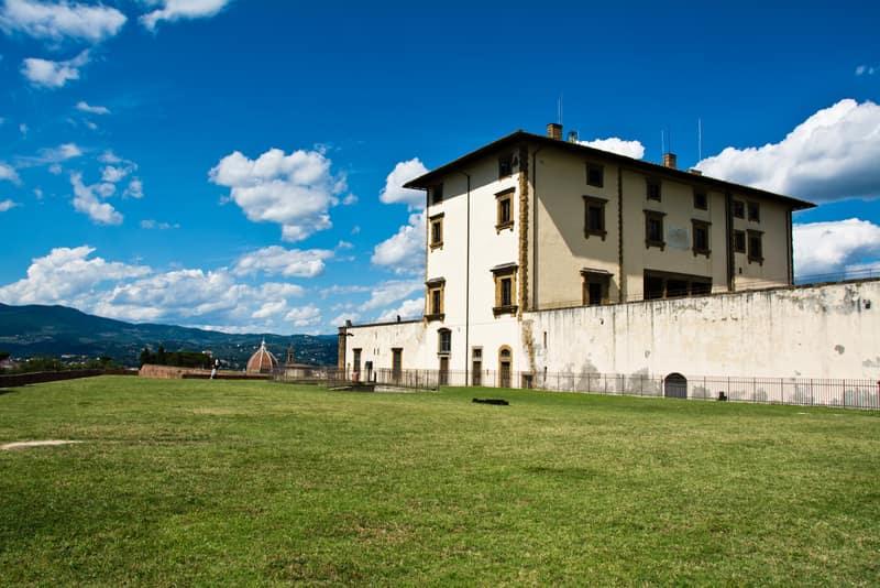 Forte di Belvedere - Floransa Gezilecek Yerler