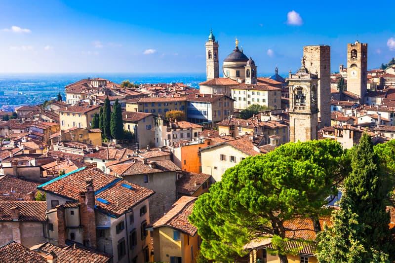 Bergamo Milano'ya Yakın Gezilecek Yerler