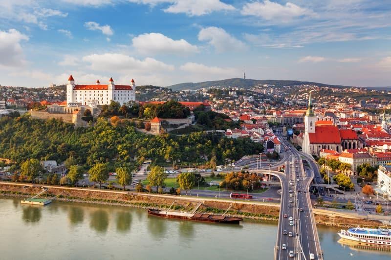 Bratislava - Viyana Çevresi Gezilecek Yerler