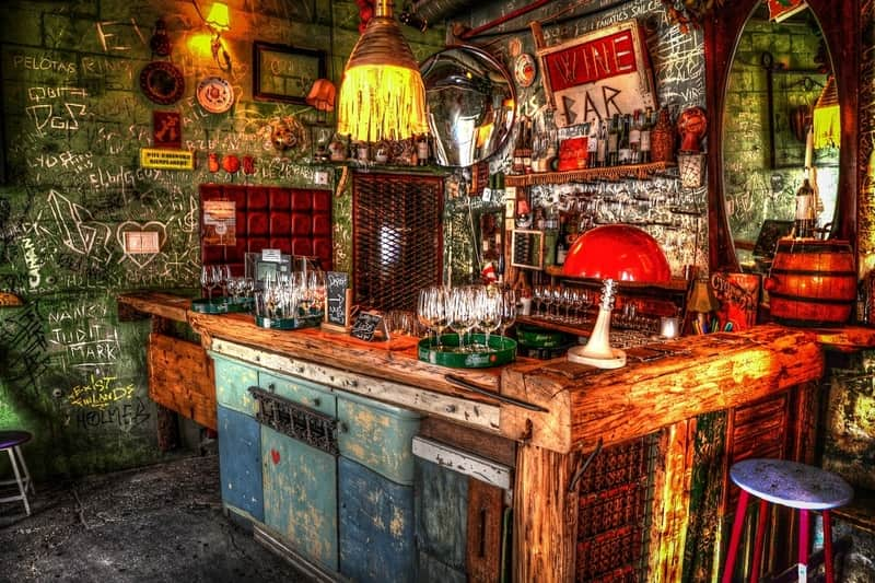 Ruin Cafe Budapeşte Gece Hayatı