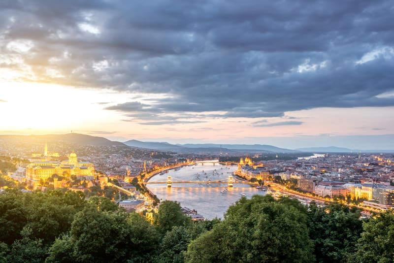 Budapeşte de Görülecek Yerler