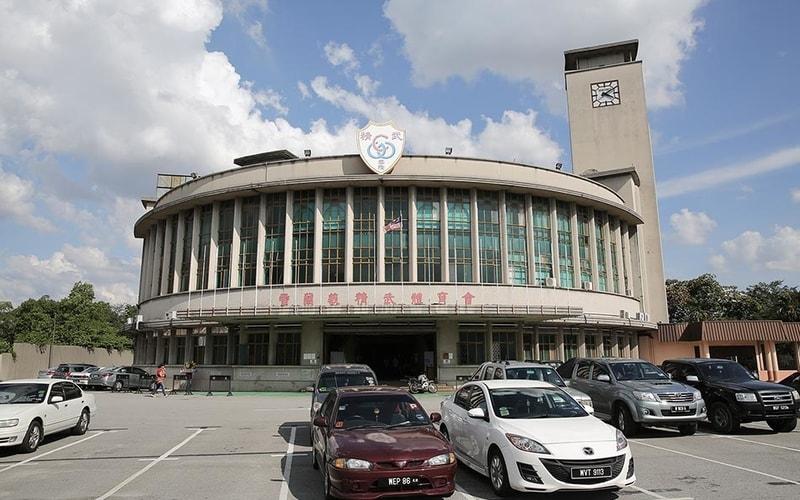 Chin Woo Stadı - Kuala Lumpur Gezilecek Yerler Blog