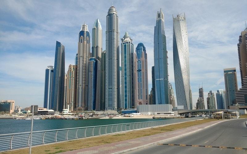 Dubai Nerede