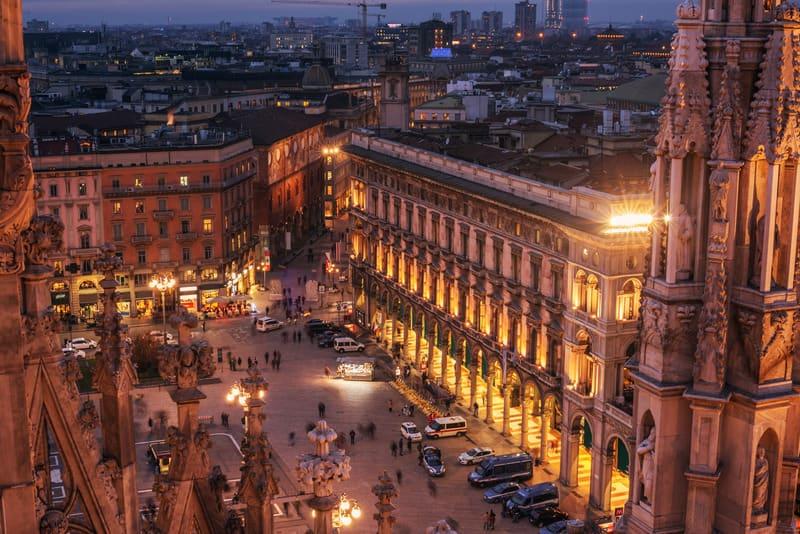 Piazza del Duomo - Duomo Meydanı