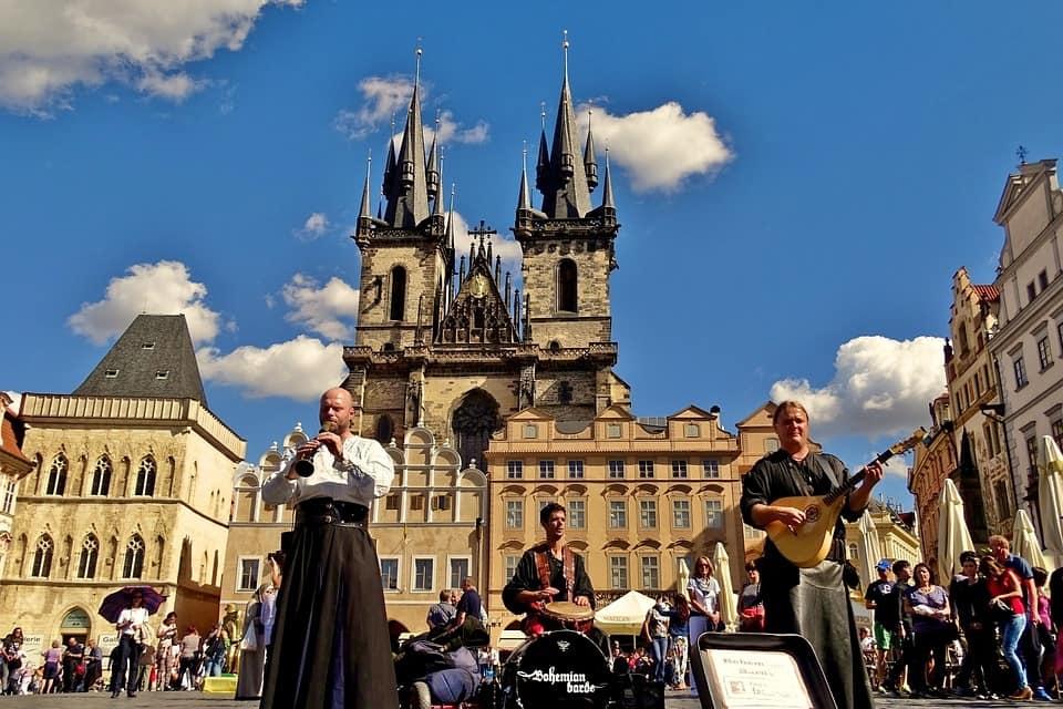Eski Kent Meydanı Prag