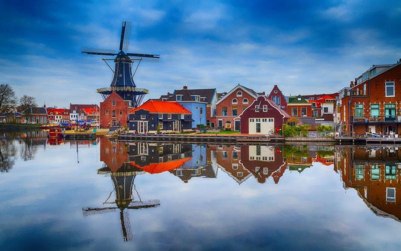 Haarlem - Amsterdam Yakınları