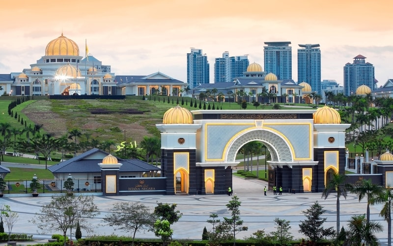 Kraliyet Sarayı - Istana Negara - Kuala Lumpur