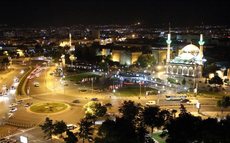 Kayseri Şehir Merkezi