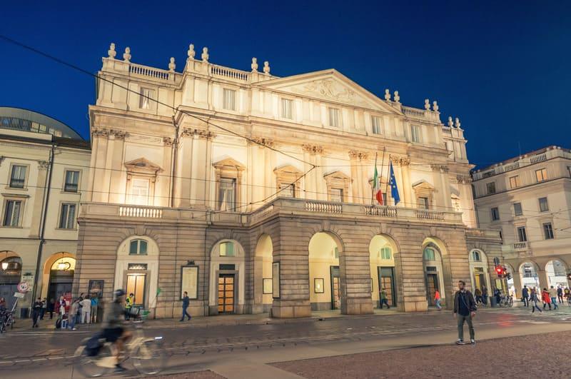 La Scala Opera Binası