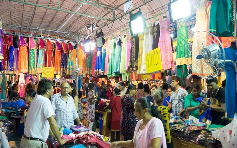 Little İndia - Singapur Gezilecek Yerler Blog