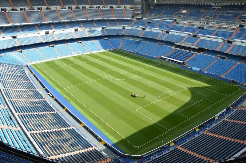 Santiago Bernabeu Stadı - Madrid Gezilecek Yerler Blog