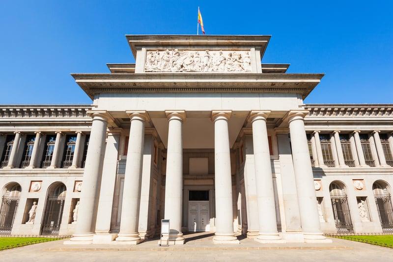 Prado Müzesi Madrid