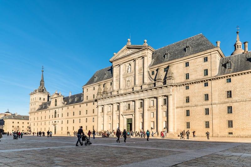 El Escorial Manastırı ve Sarayı