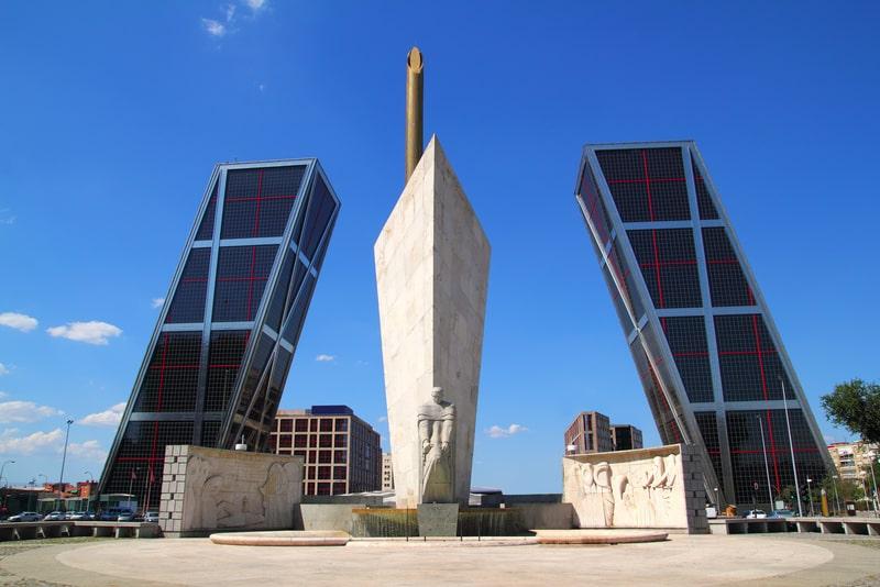 KIO Kuleleri Madrid
