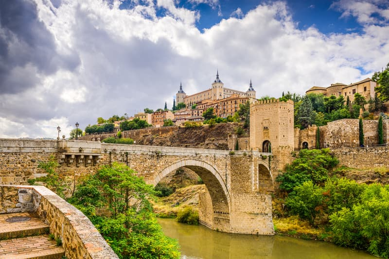 Toledo Madrid Çevresi