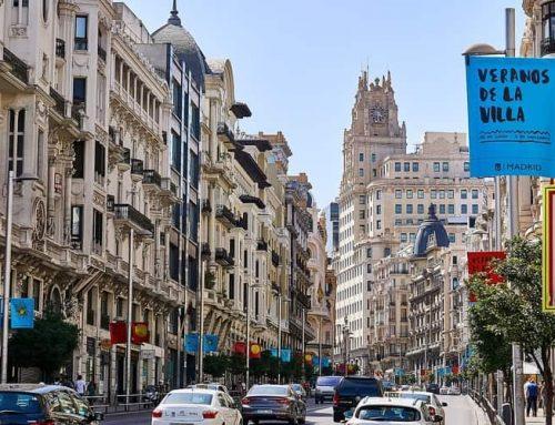 Madrid Nerede ? Nasıl Gidilir ? Hakkında Bilgiler