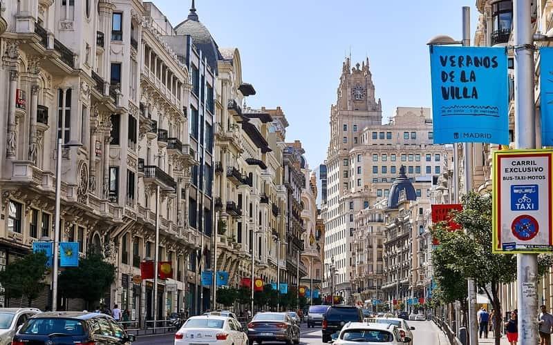 Madrid Nerede ?
