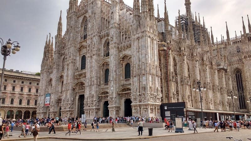 Milano Katedrali - Duomo