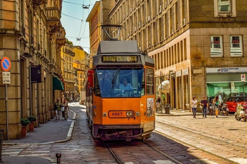 Milano Gezilecek Yerler Videosu