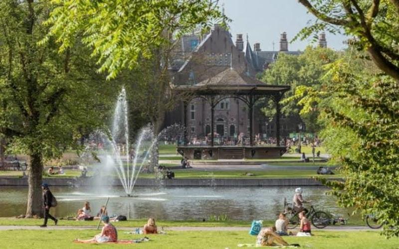 Oosterpark - Amsterdam da Gezilecek Yerler Blog
