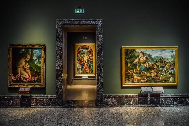 Pinacoteca di Brera Eserleri