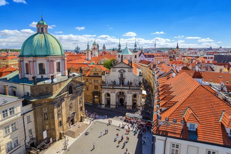 Prag Meydanı