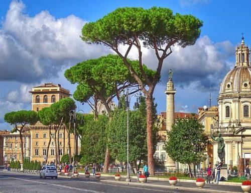 Roma Nerede ? Nerenin Başkenti ? Roma'ya Nasıl Gidilir ?