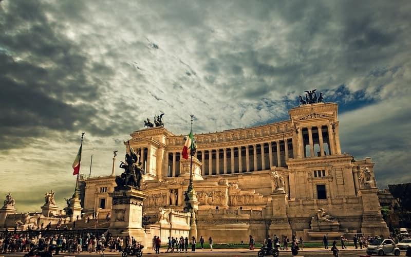 Roma Nerede ?