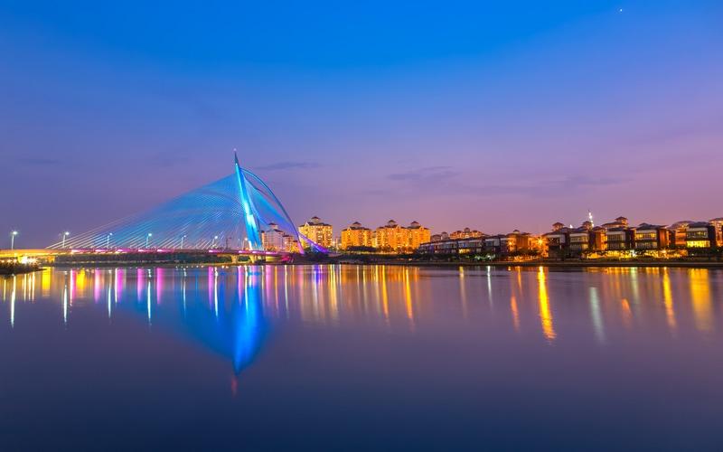 Seri Wawasan Köprüsü - Kuala Lumpur
