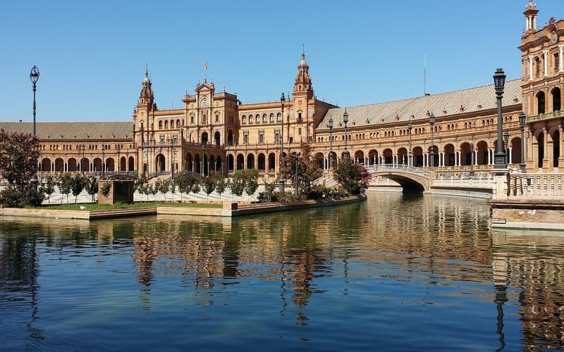Sevilla Nerede ?