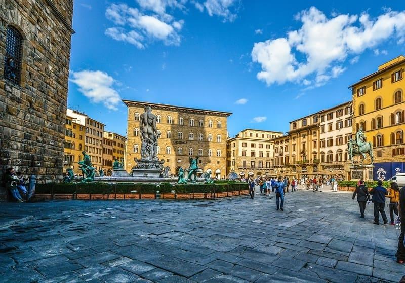Floransa Signori Meydanı