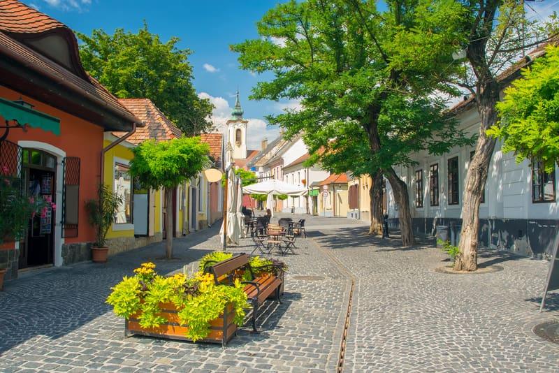 Szentendre, Budapeşte Çevresi Gezilecek Yerler Arasında