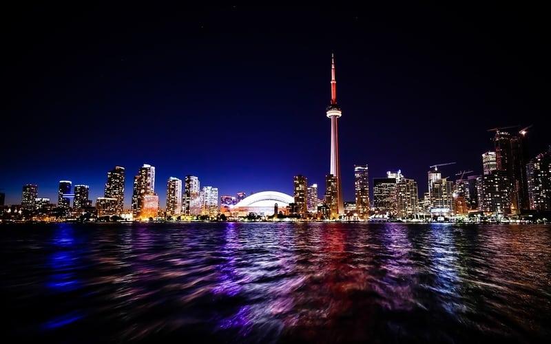Toronto Nerede ?