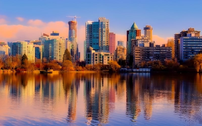 Vancouver Nerede ?
