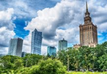 Varşova Gezilecek Yerler Blog