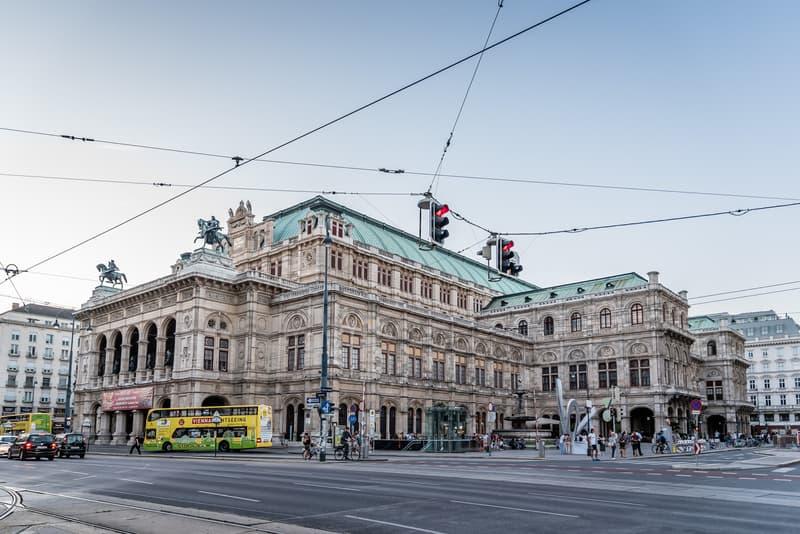 Viyana Opera Binası - Viyana Gezi Rehberi