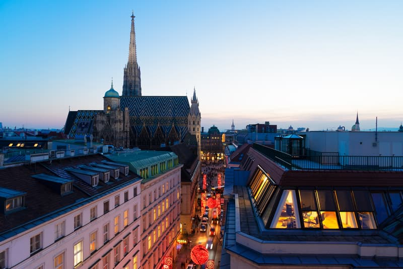 Viyana Gece