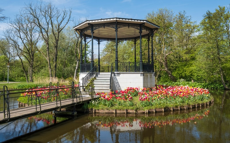 Vondelpark - Amsterdam Gezilecek Yerler Blog