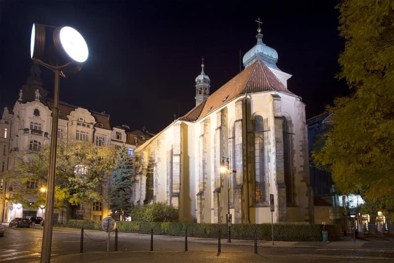 Yahudi Mahallesi - Prag